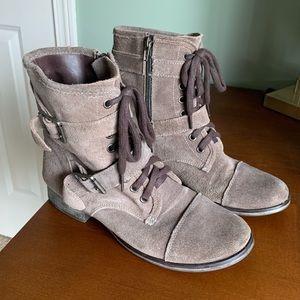 Dolce Vita combat boots